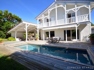 Photo for House near Belisaire with pool
