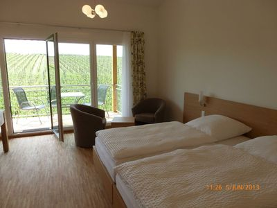Photo for Apartment 4 for 2 persons - Winzerhof Schmid