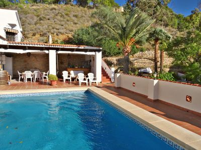 Photo for Casa Curiosa, Apartment for 2 people in Altea