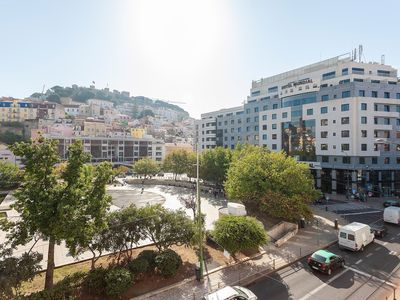 Photo for Fantastic-Location in center of Lisbon-Wi-fi, Lift, Garage