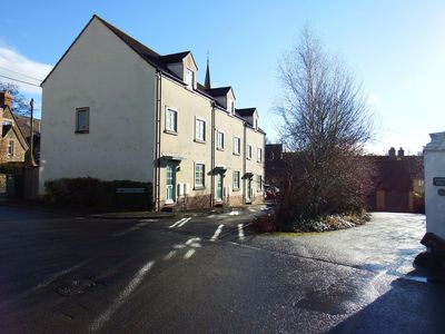 Photo for Luxurious self catering town house in historic Wells, Somerset