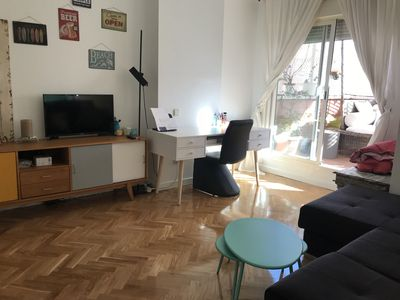 Photo for BEAUTIFUL PENTHOUSE WITH HUGE TERRACE IN CENTER AREA