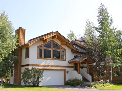 Photo for Ideally located minutes from Ketchum, Sun Valley, and Bald Mountain.