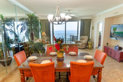 You'll make your own memories to last a lifetime at Boardwalk Beach Resort in Panama City Beach, Florida.  Seaside Memories is #2111 is a beachfront 4 bedroom/3 bath wraparound!  Amazing unobstructed sunset views!
