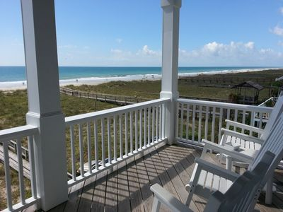 Photo for Sandy Dunes - Gorgeous Oceanfront, 5 Beds, Elevator, Parking