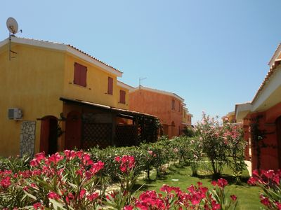 Photo for Lovely House In Holiday Resort 1 Km. From Porto Pino