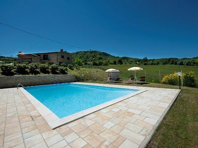 Photo for 3 bedroom Apartment, sleeps 7 in Casa Macehia Meli with Pool and WiFi