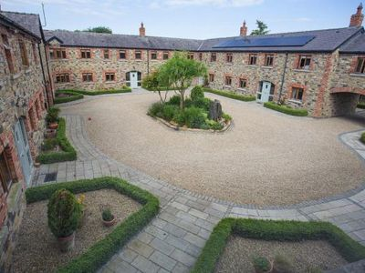 Photo for Terraced Houses Courtyard, Garlow Cross  in Dublin - 8 persons, 4 bedrooms
