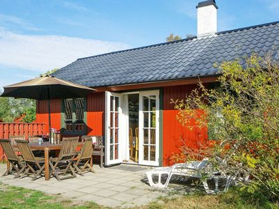 Photo for Spacious Holiday Home in Nexø with Swimming Pool