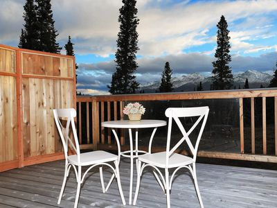 Photo for Denali King Suite w/Amazing Park Views! All Amentities, 11 min drive to Park rd