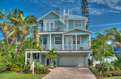 Photo for Amazing home with Private Pool!! August Available! Blue Water View: 6 BR / 5 BA