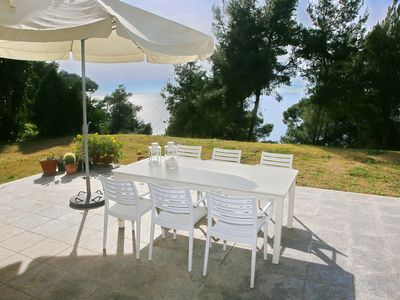 Photo for Romaric Amazing Sea View Villa, Siviri