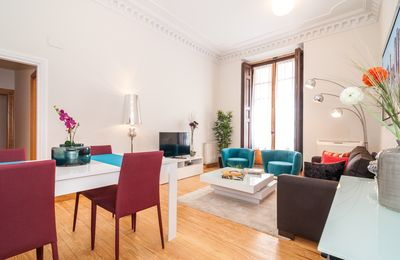 Photo for MADRID-SOL-GATE PLAZA MAYOR, New Apartment, Comodo, modern design.