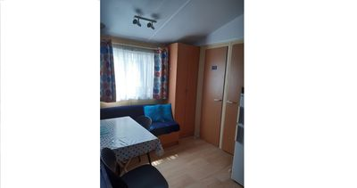 "Photo for Air-conditioned mobile home 4 people campsite ""La Presqu'ile de Giens"" ****"