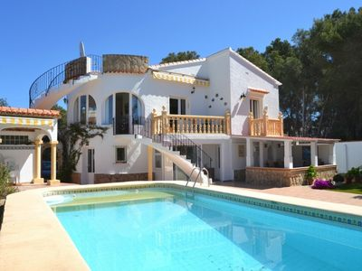 Photo for Saona Villas : Belle villa à Javea pour 6 personnes avec piscine privée