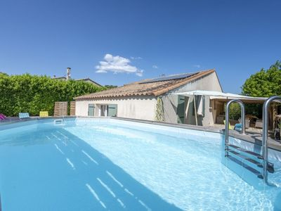 Photo for Boutique Villa in Sommières with Swimming Pool