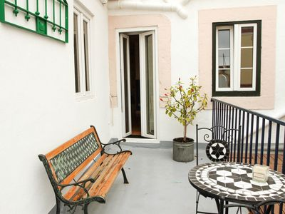Photo for Terrace~views of old town~very central~family friendly~by LD Apartments