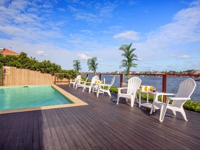 Photo for Bella Volante Gold Coast Luxury Waterfront Holiday House