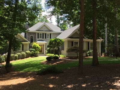 Photo for Master's weekend special with golf privileges in Reynolds Plantation