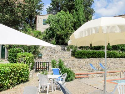 Photo for Vacation home Borgo Montecastelli (CTC222) in Castellina in Chianti - 4 persons, 1 bedrooms