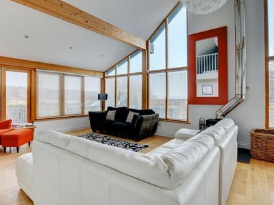 Photo for Holiday home in the dunes, bright, high ceilings and a large corner bath