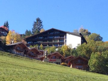 Appartementhaus Hintermoos, family-friendly, direct access to the ski resort