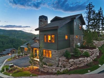 Photo for Perfectly Appointed Deer Valley Home-Hot Tub, Shuttle, Ski, Hike!