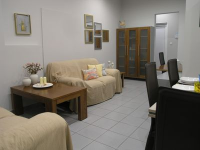 Photo for Dennis Stylish Apartment -3 minutes  away from the beach -