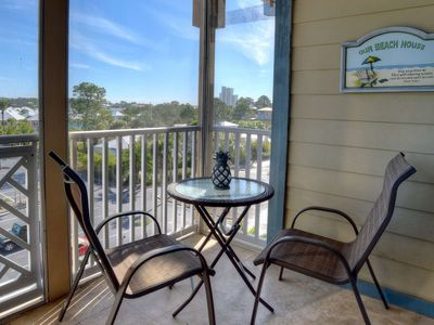 Photo for Perfect Seagrove Beach Condo! Gated Community - Pool - Steps to Beach!!!