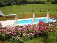 The property was well situated and well maintained. The Gite was also well equipped.