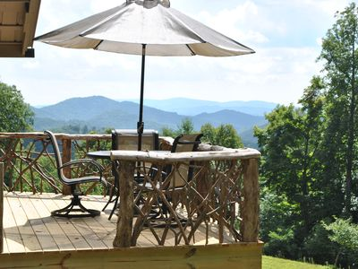Photo for 1000 Acres of Solitude + Million Dollar View + Appalachian Farm Stay