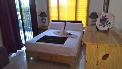 Photo for Quiet, large apartment overlooking the sea and Puerto Plata