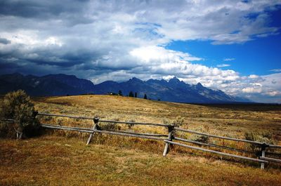 Fernley View - View of Grand Teton From House