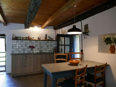 Photo for Vacation home Casa Agnelli in Acquarossa - 5 persons, 2 bedrooms