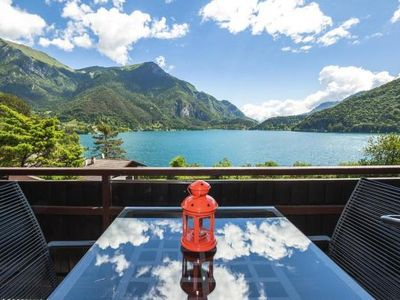 Photo for Apartments Ca Serena 2, Pieve di Ledro  in Ledrosee - 5 persons, 2 bedrooms