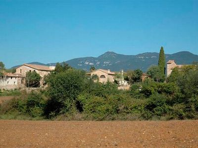 Photo for Mas Teixidor, rural house in Girona, from 4 to 30 people