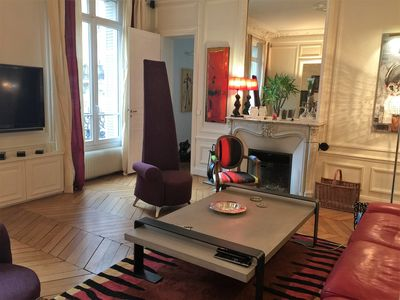 Photo for 4BR Apartment Vacation Rental in Paris, Ile-De-France