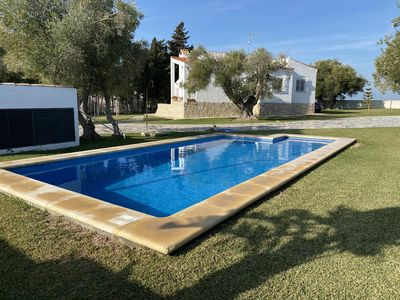 Photo for Andalusian Villa with Private Pool on a plot of 2,000 meters2,
