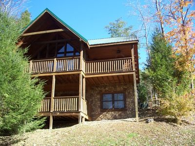 Photo for A Black Bear's Den/2 King Master Suites/Perfect Location to Dowtown!!