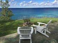 Cute place, very roomy and beautiful view of lake Michigan