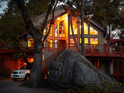 Photo for Inside Yosemite N.P. Gates!, our luxury home is minutes from valley attractions.