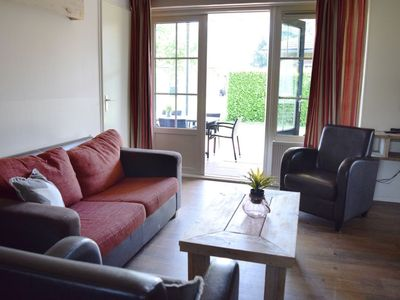Photo for House 718 m from the center of Voorthuizen with Parking, Internet, Pool, Terrace (756603)