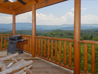 Photo for Bellavista : Quality Stay in a Luxury Cabin