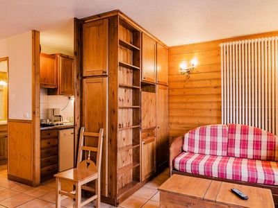 Photo for Residence Le Val Chaviere - 2/3 Room Cabin 6/8 People