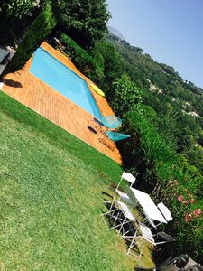 Photo for Duplex 45m² independent charm of Provence with pool and garden