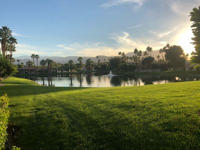 Photo for Mission Hills 1 BR with  Amazing Lake and Mountian Views