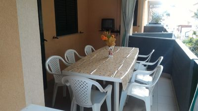 Photo for Holiday Apartment Coralli Holidays - Ginosa Marina - 100 meters from the sea