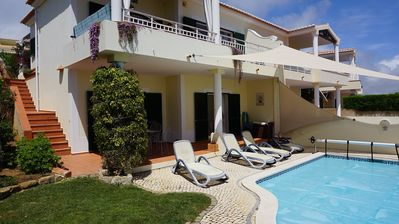 Photo for Villa With Private Pool and Beautiful Sea View.