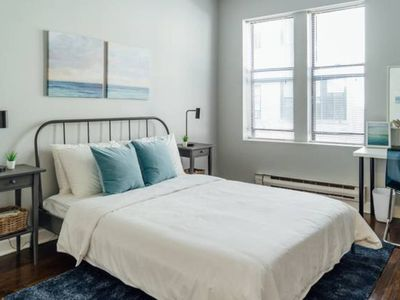 Photo for Cool Apartment at Logan Square | Bars, Resto, Nightlife, Food