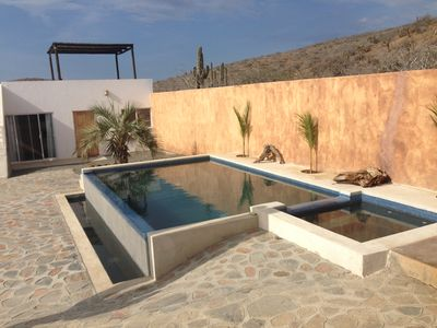Photo for Stay at Los Cerritos only Private Gated Casita between the Mountain and the Surf